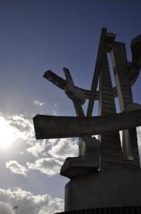 Sculptuur door Ruud Kuijer